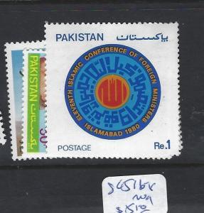 PAKISTAN   (PP2612B)  SC 516-8   MNH
