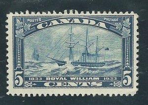Canada 204   Mint  NH  VF 1933   PD