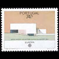 PORTUGAL 1987 - Scott# 1702 Europa Set of 1 NH