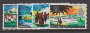Fiji Sc#229-232 MLH
