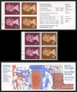 DB14(18)A 1991 50p Sir Arthur Evans (Archaeology) Cyl B35 B4 Correct Rates