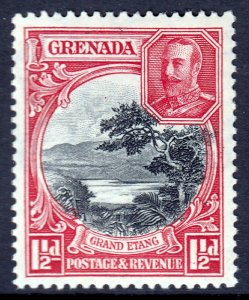 Grenada - Scott #116 - MH - Pencil on reverse - SCV $0.90