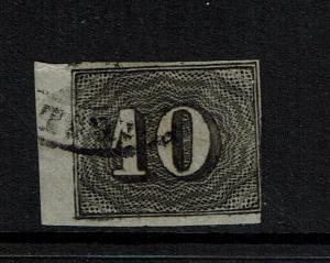 Brazil SC# 21, Used -  Lot 060417
