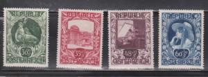 AUSTRIA Scott # B214-7 MNH - Semi-Postal Set