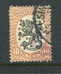 Finland #139 Used