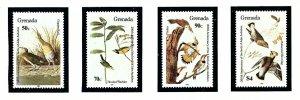 Grenada 1251-54 MNH 1985 Birds           (KA)