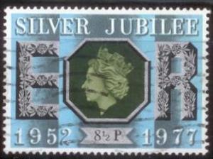 Great Britian 1977 SC# 810 Used