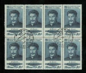 Stalin I.V., block, rare (2940-Т)