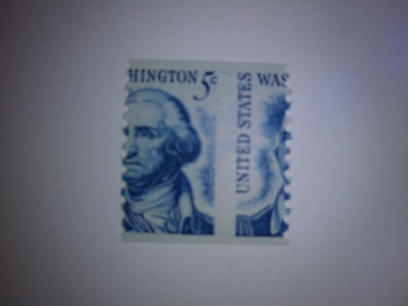 SCOTT # 1304 EFO MIS PERFERATED COIL GEM MINT NEVER HINGED POST OFFICE FRESH