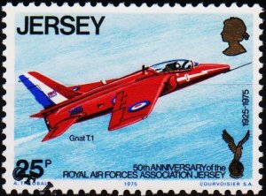 Jersey. 1975 25p S.G.136 Fine Used