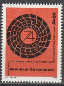 Austria #991 MNH (S3305)