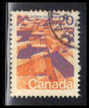 Canada Used Very Fine ZA4710