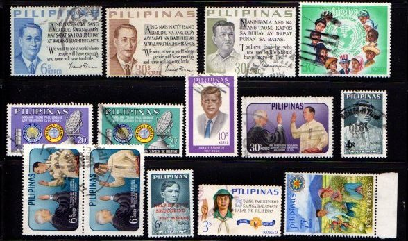 Philippines used mixture