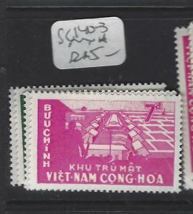 VIETNAM (P2101B)  SC 140-3     MNH