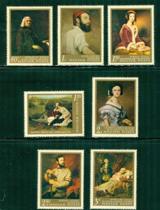 R4-0020 HUNGARY 1820-26 MNH  BIN $2.00 (17)