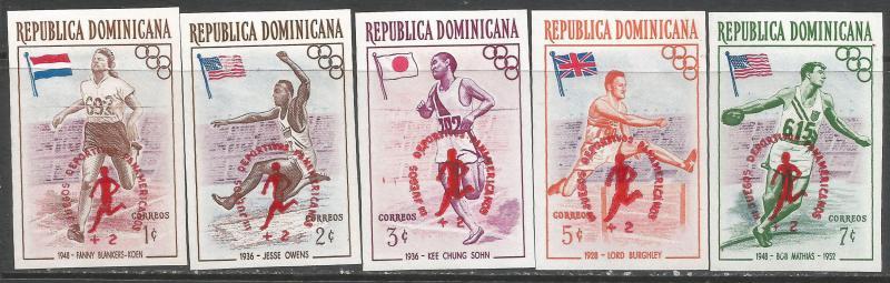 DOMINICAN REPUBLIC B26-B30 MOG H1224