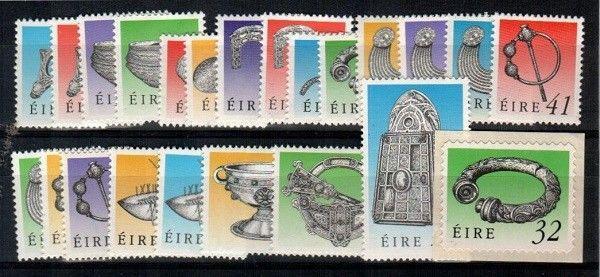 Ireland Scott 767-94 Mint NH (Catalog Value $85.25)