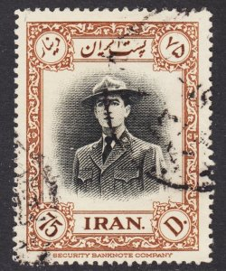 Iran Scott 937 F to VF used.