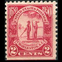 U.S.A. 1930 - Scott# 683 Gov.J.West PB Set of 1 NH