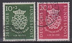 Germany  #B314-5 VF Used  CV $92.50