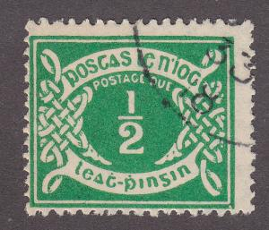 Ireland J1 Postage Due* 1925