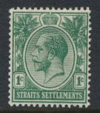 Straits Settlements George V  SG 193 Mint Hinged