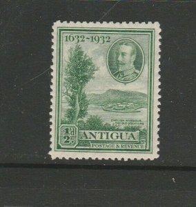 Antigua 1932 Tercentenary 1/2d MM SG 81