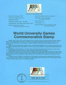 World University Games (USCPF2748)