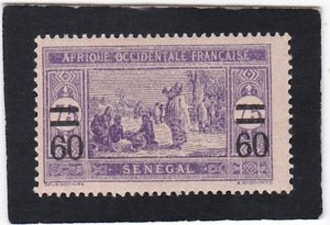 Senegal,  #   123    unused