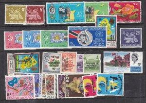 TRINIDAD & TOBAGGO   ^^^^# 101//157   MNH/MH  collection  @  ha1928tri