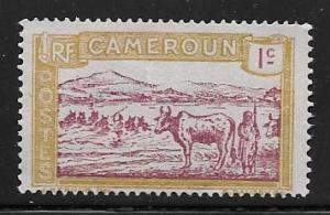 Cameroun 170: 1c 1925 definitive, unused, NG, VF
