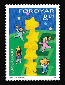 Faroe Is. Europa CEPT issue 2000 SG#393 SC#376