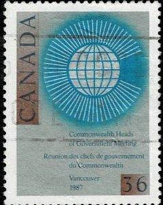 Canada 1987 CHOGM Used