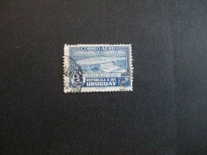 Uruguay #C81 Used WDWPhilatelic (H5K7)