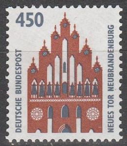 Germany #1539 MNH  CV $2.75   (S6790)