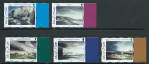 Isle of Man MUH SG 989 - 993 Margin Copy