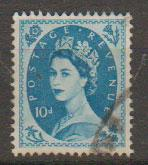 Great Britain SG 617d Used phosphor issue