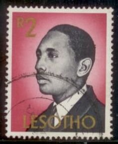 Lesotho 1967 SC# 36 Used  L156