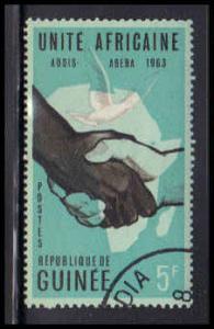 Republic of Guinea CTO NH Very Fine ZA4989