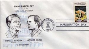 United States, Inaugural Cover
