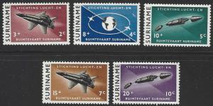 Suriname #B99-B103 MNH Full Set of 5