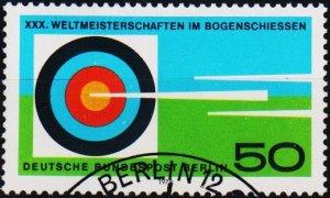 Germany(Berlin). 1979 50pf  S.G.B574 Fine Used