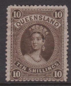 Queensland Sc#77 MH