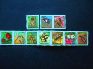 Korea #1625-34 Mint Never Hinged- (AZ8) WDWPhilatelic!