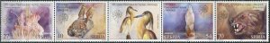 Serbia 2020. 125th Anniversary Museum of Natural History (II) (MNH OG) Block