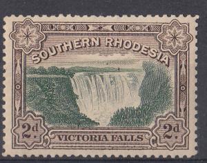Southern Rhodesia 31 SG 29 MHR VF 1932 SCV $8.50