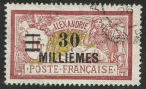 France Offices in Egypt Alexandria Scott 71 used