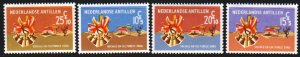 Antilles. 1968. 190-93. Social and cultural well-being. MNH.