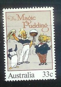 Australia #960B 33c The Magic Pudding used