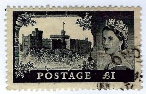 Great Britain SC#311 Used VF...Worth a close look!!